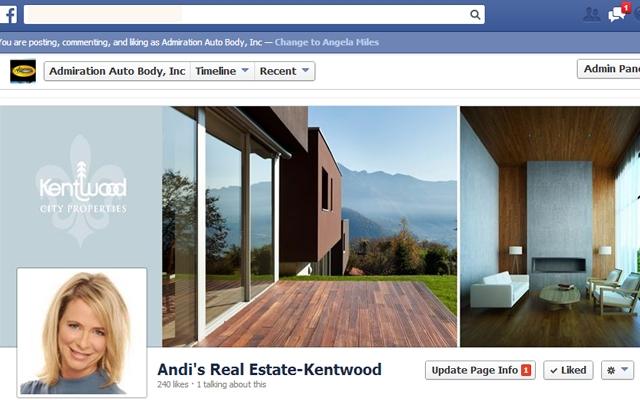 Facebook - Andi Leahey