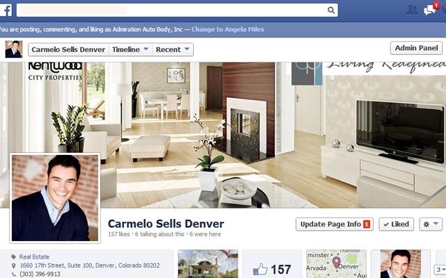 Facebook - Carmelo