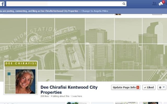 Facebook - Dee Chirafisi