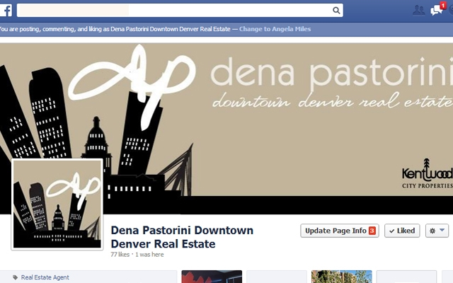 Facebook - Dena Pastorini