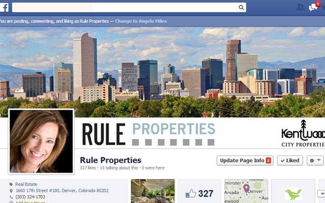 Facebook - Rule Properties