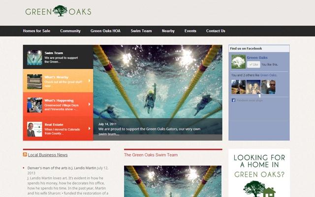 Green Oaks Community