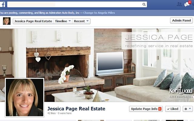 Facebook - Jessica Page