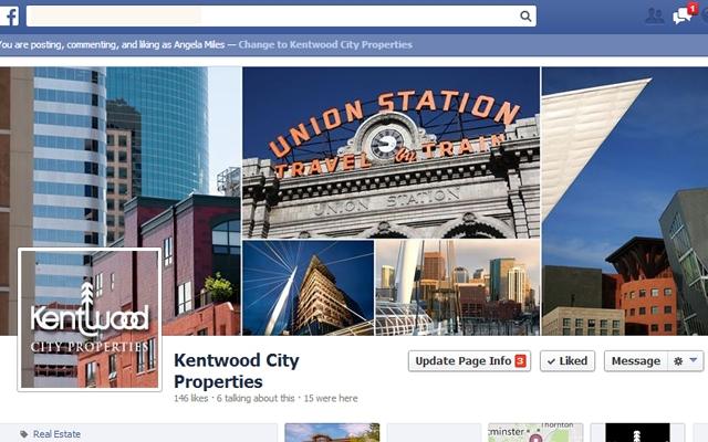 Facebook - Kentwood City Properties