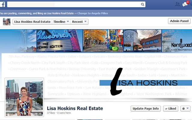 Facebook - Lisa Hoskins