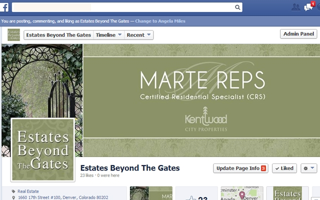 Facebook - Marte Reps