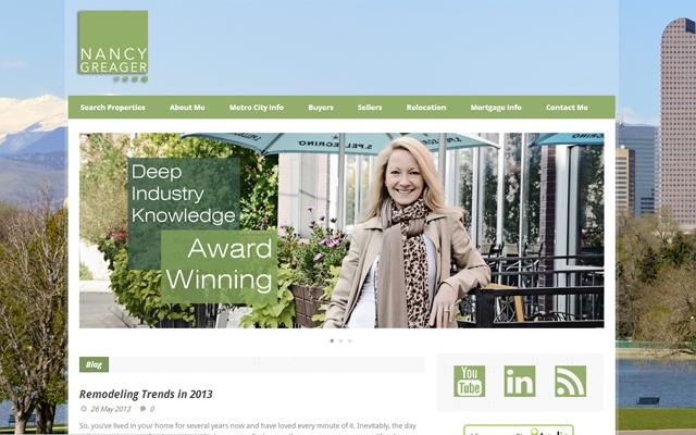 Nancy Greager Website