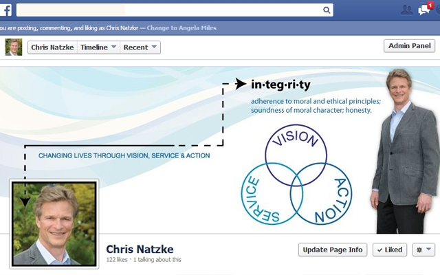 Facebook - Chris Natzke