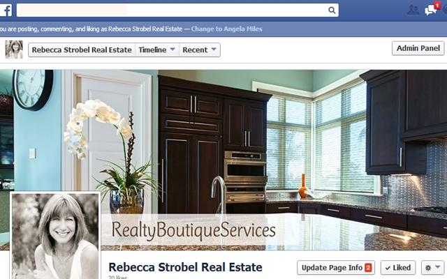 Facebook - Rebecca Strobel