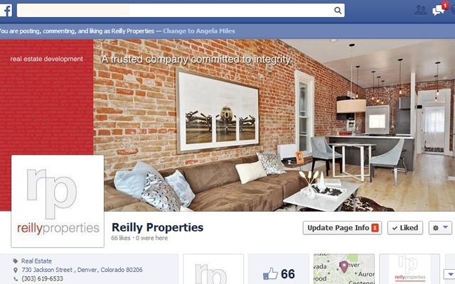 Facebook - Reilly Properties