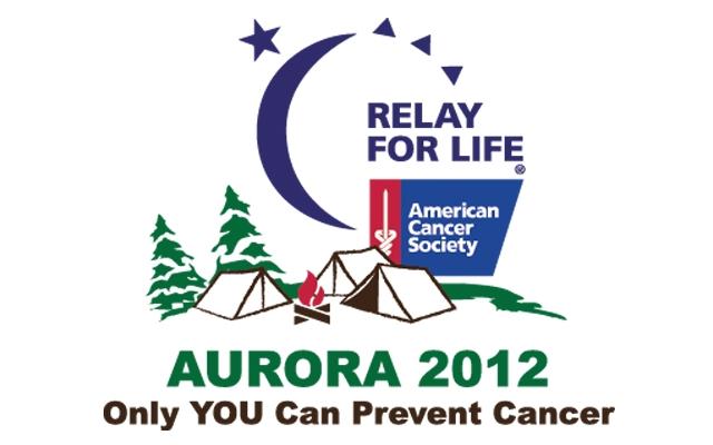 Aurora Relay for Life Cancer Walk