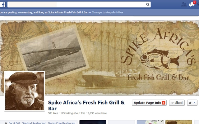 Facebook - Spike Africa's