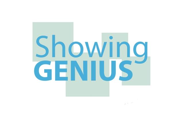 Showing Genius