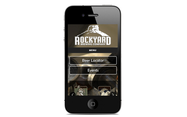Rockyard Brewing Mobile