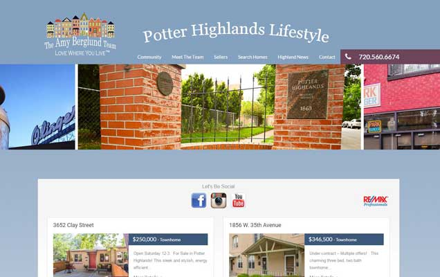 Potter Highlands Lifestyle